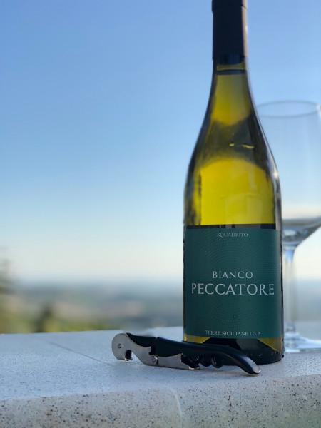 Bianco Peccatore - Weiße Sünderin | weißer Sünder